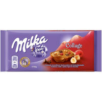Шоколад Milka Collage Fruit, 93гр.