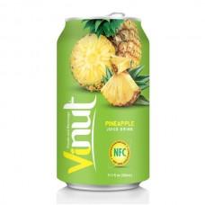 Напиток Vinut Pineapple (сок ананаса) 330 мл