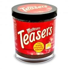 Шоколадная паста Maltesers Teasers с кусочками печенья 200 гр