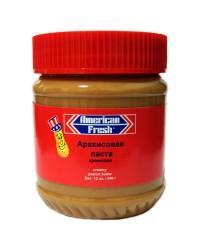 Арахисовая паста American fresh 340гр кремовая