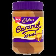 Шоколадно-карамельная паста Cadbury Caramel 400 гр