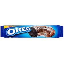 Печенье Oreo Choco Brownie 154гр (чоко брауни)