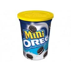 Печенье Oreo Mini 115гр мини с ван. кремом