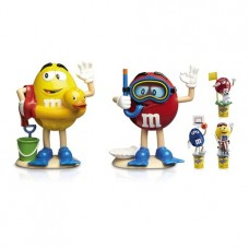 Игрушка M&M's Peanut Dispenser с драже, 125гр