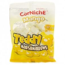 Зефир Тедди Маршмелоу со вкусом манго 70гр