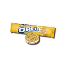 Печенье Oreo Golden 137гр  с ванильным кремом