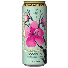 AriZona Extra Sweet Green Tea, 680ml