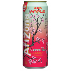AriZona Green Tea with Ginseng & Red Apple, 680ml
