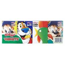 Сухой завтрак Kellogg's Variety Mix, 205гр.
