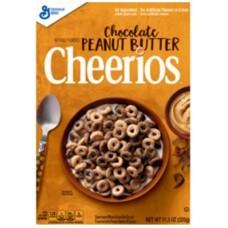 Сухой завтрак Cheerios Chocolate & Peanut Butter, 320гр.