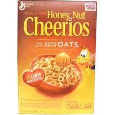Сухой завтрак Cheerios Honey Nut, 306гр.