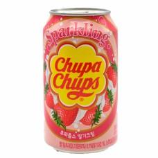 Chupa Chups Strawberry, 345ml