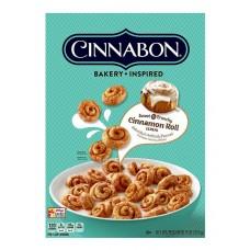 Сухой завтрак Cinnabon Cinnamon Roll, 255гр.