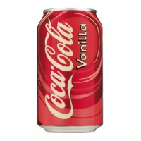 Coca-Cola Vanilla, 355ml