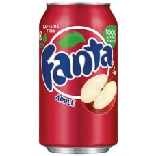Fanta Apple, 355ml