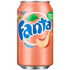 Fanta Peach, 355ml