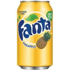 Fanta Pineapple, 355ml
