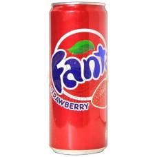 Fanta Strawberry, 320ml