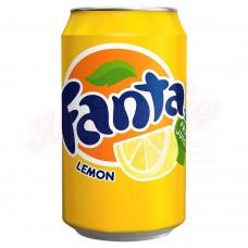 Fanta Lemon, 330ml