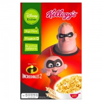 Сухой завтрак Kellogg's Incredibles 2, 350гр.