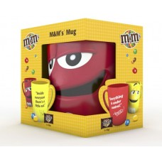 Кружка M&M's Travel Mug Choco с драже, 45гр