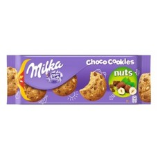 Печенье Milka Choco Cookies Nuts, 135гр