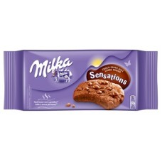 Печенье Milka Sensations Choco Inside Soft, 150гр