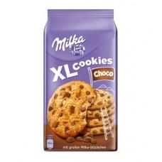Печенье Milka XL Cookies Choco, 184гр