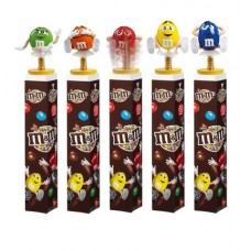 Игрушка M&M's Popper Top Choco/Peanut, 140гр