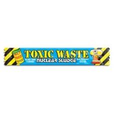 Жев. конфета Toxic Waste Nuclear Sludge Raspberry, 20гр.