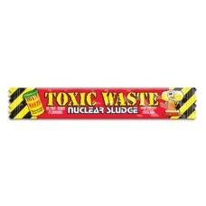 Жев. конфета Toxic Waste Nuclear Sludge Cherry, 20гр.