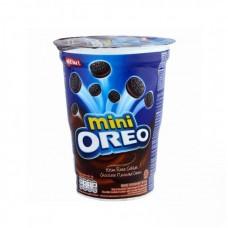 Печенье Oreo mini с шоколадным кремом, 67гр