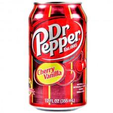 Dr. Pepper Cherry Vanilla, 355ml