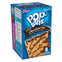 Печенье Pop-Tarts Frosted Chocolate Chip, 416гр