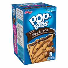 Печенье Pop-Tarts Frosted Chocolate Chip, 416гр