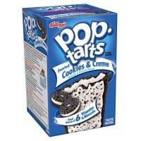 Печенье Pop-Tarts Cookies & Creme, 400гр
