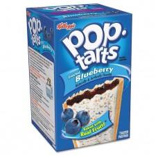 Печенье Pop-Tarts Frosted Blueberry, 416гр