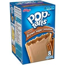 Печенье Pop-Tarts Frosted Brown Sugar Cinnamon, 400гр