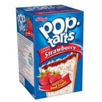 Печенье Pop-Tarts Frosted Strawberry, 416гр