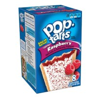 Печенье Pop-Tarts Frosted Raspberry, 400гр