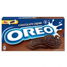 Печенье Oreo Chocolate Creme 176гр с шоколадным кремом