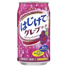 Газ. нап. Sangaria Grape, 350ml