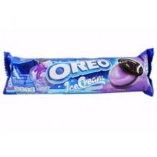 Печенье Oreo Ice Cream 137гр  с черничным кремом