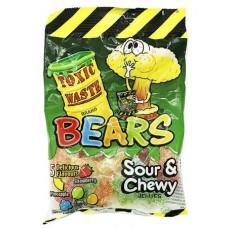 Мармелад Toxic Waste Bears, 142гр.