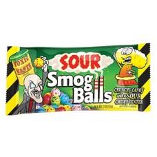 Драже Toxic Waste Smog Balls, 48гр.