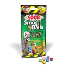 Драже Toxic Waste Smog Balls, 85гр.