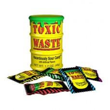 Леденцы Toxic Waste Yellow, 42гр.