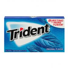 Жев. резинка Trident Original, 14pcs.