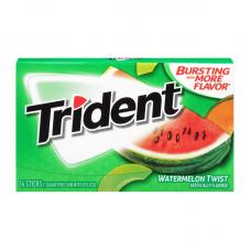 Жев. резинка Trident Watermelon Twist, 14pcs.