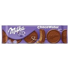 Вафли Milka Choco Wafer, 150гр